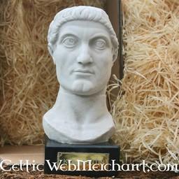Bust kejsaren Konstantin den store