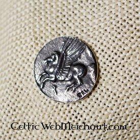 Athénienne Drachma avec pegasus