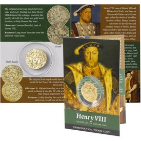 Henry VIII Pack Halk Engel