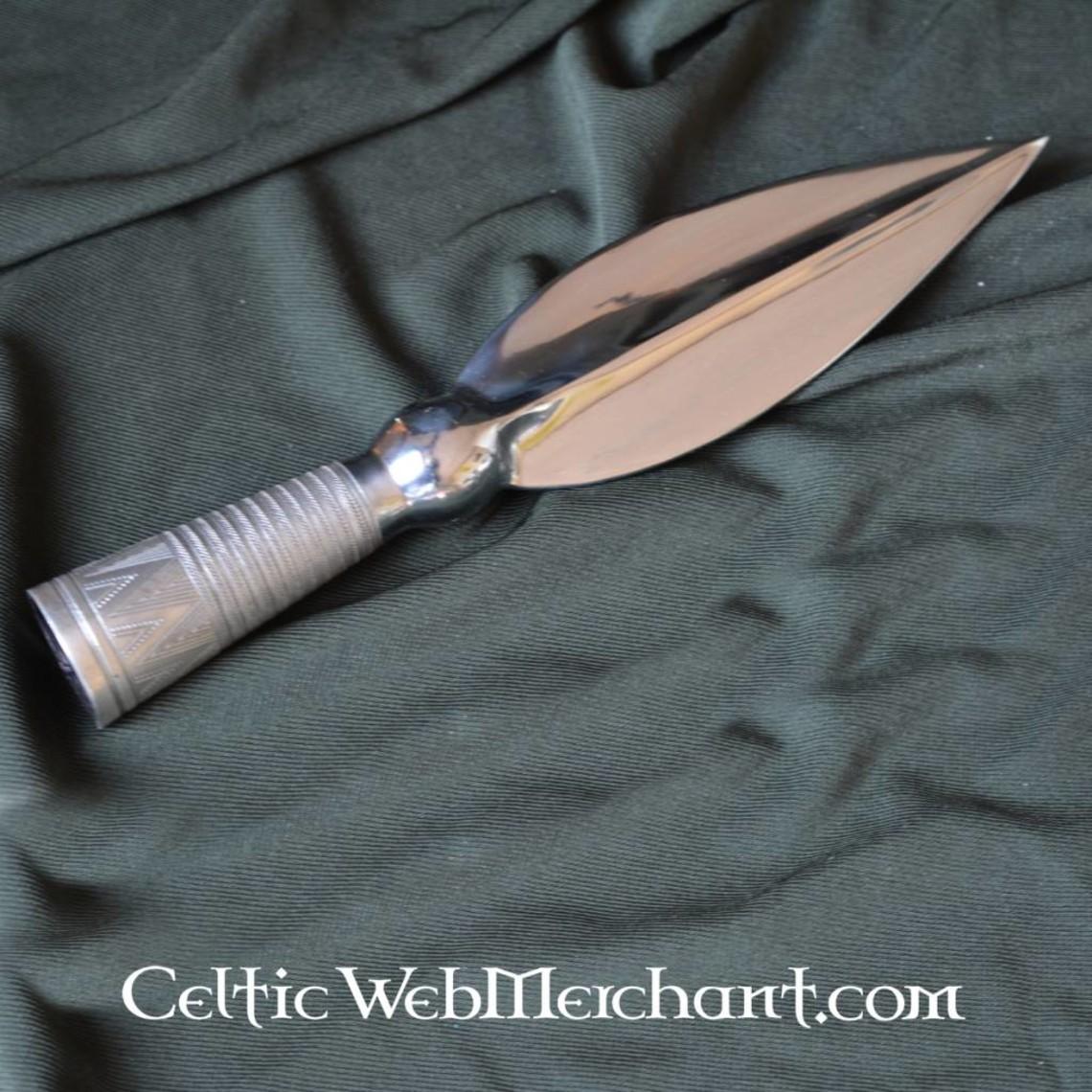 Hanwei Korte gedecoreerde vikingspeerpunt