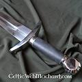 Deepeeka Kort zwaard met ronde pommel