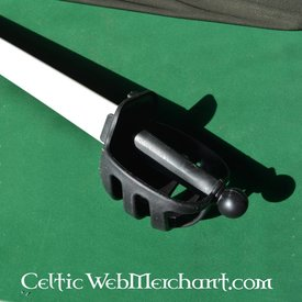 Red dragon Basket hilted broadsword trainer HEMA