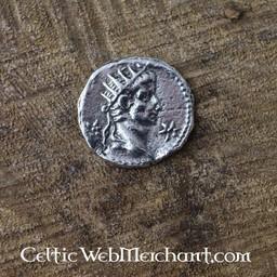 Romerska mynt set denarer