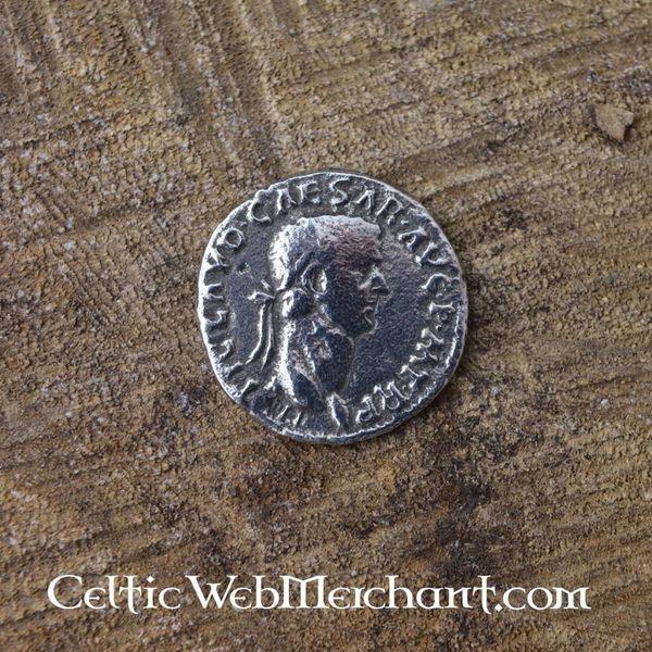 Romersk denar pack Claudius