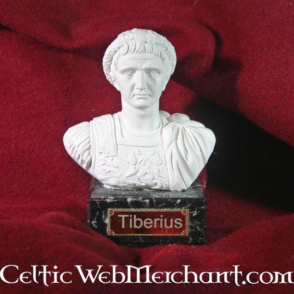 Popiersie cesarz Tyberiusz Klaudiusz Neron