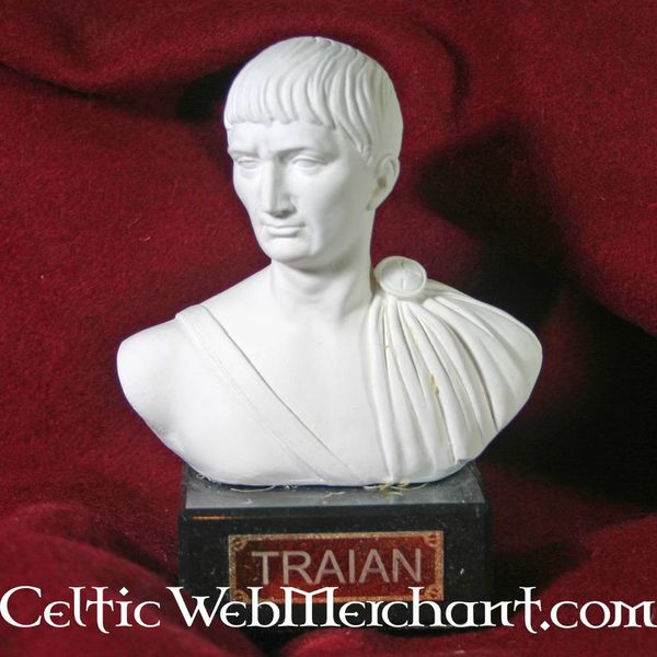 Bust kejser Trajanus