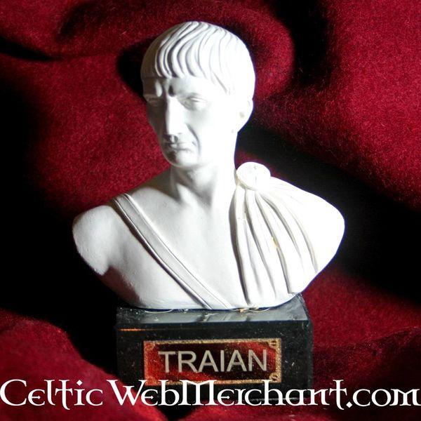 Buste empereur Trajan