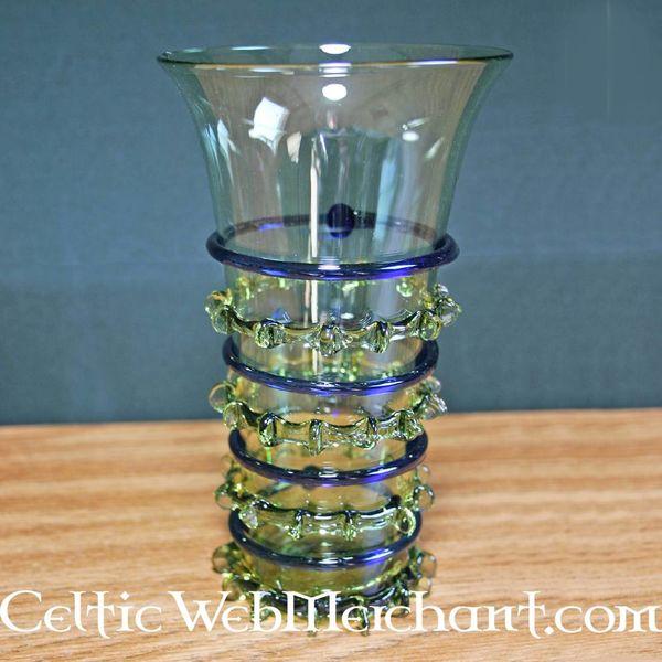 Gothic glass 13th-14th century