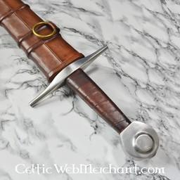 Sir William Marshall sword , battle-ready (blunt 3 mm)