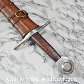 Deepeeka Sir William Marshall è pronto per la battaglia con la spada