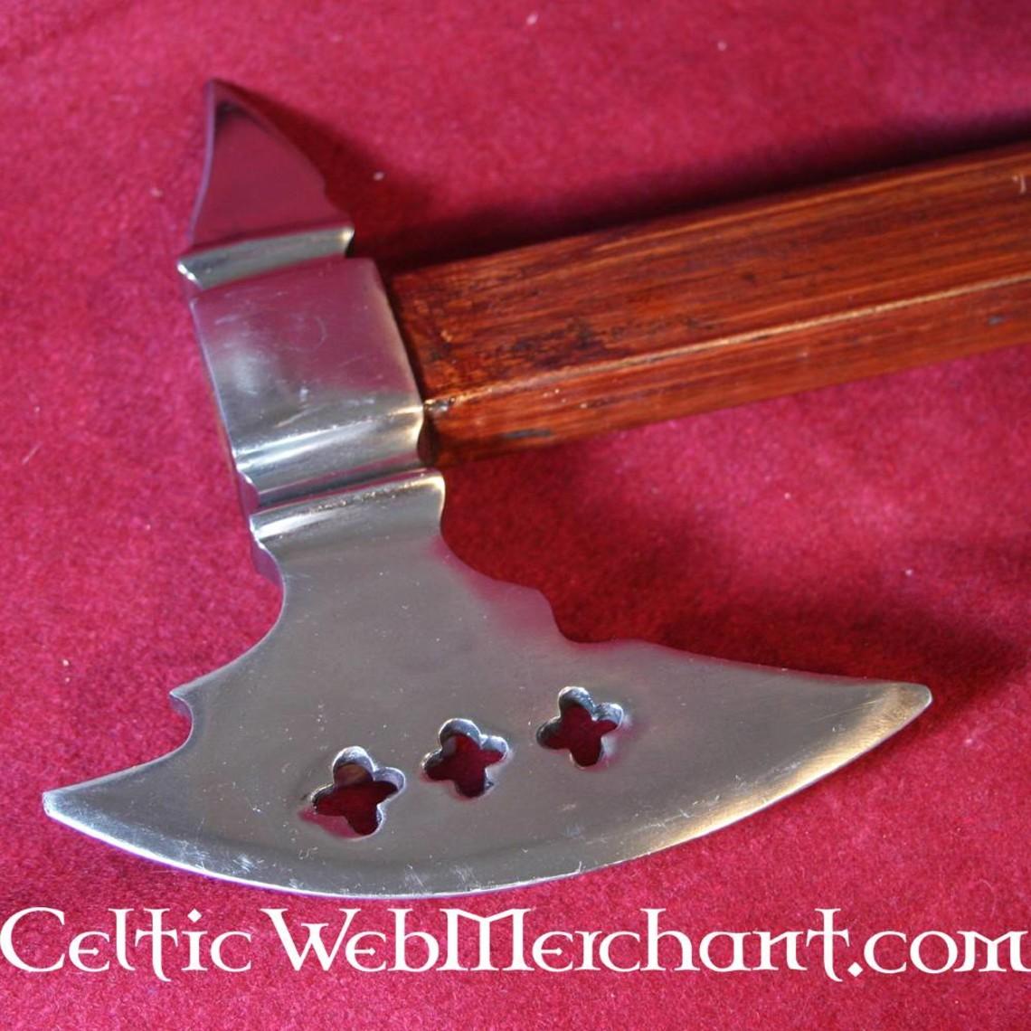 Deepeeka 15de eeuwse strijdbijl