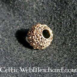 Brąz dekoracyjny koralik