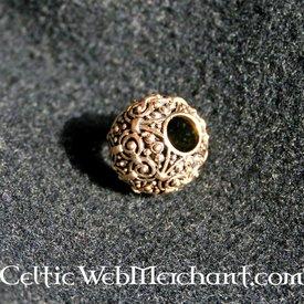 Brons dekorativa vulst