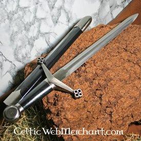 Dagger com motivo favo de mel