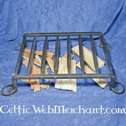 Forged grill grate