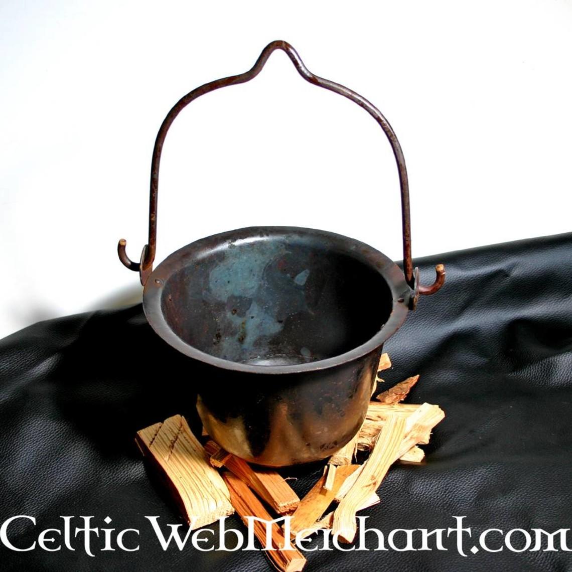 Ulfberth Mittelalterliche Kochpfanne