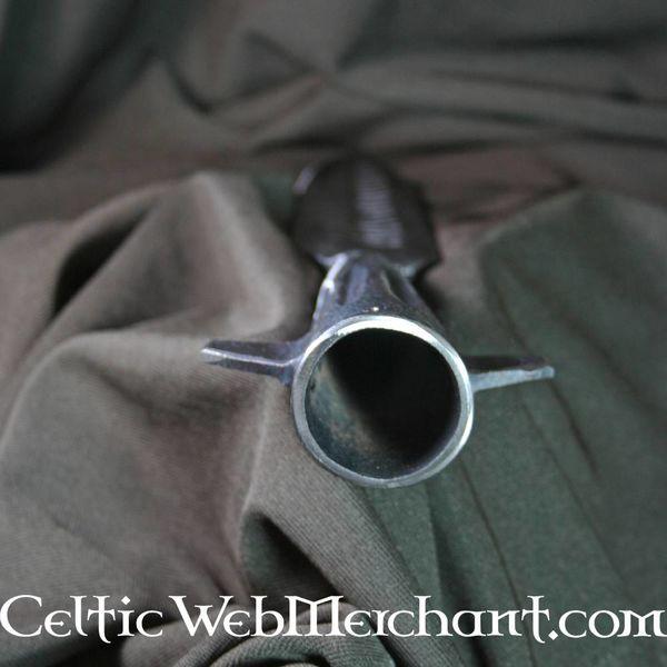 Fer de lance à ailettes, irlandais