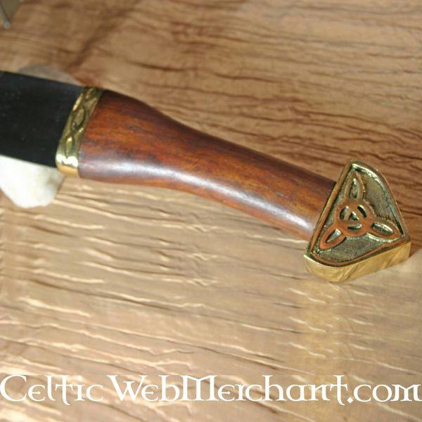 Deepeeka Triquetrasax met houten handvat