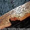 Viking rzeźba drewniane