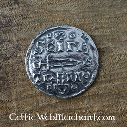 Viking mynt Jorvik silver öre