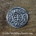 Jorvik Vikingo medalla de plata de moneda