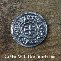 Viking Münze Jorvik Silber Penny