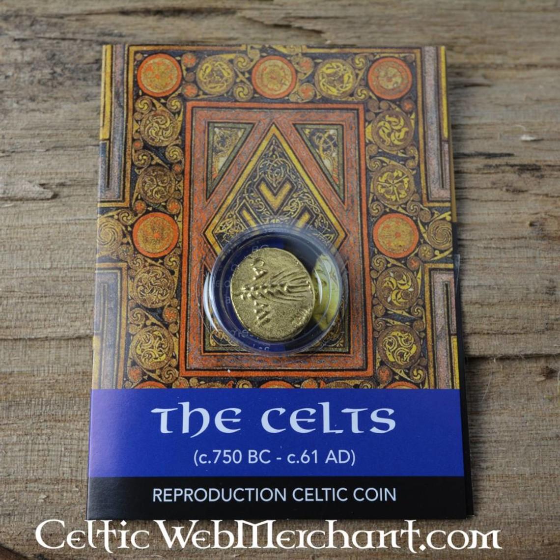 Celtic Münze Cunobelinus