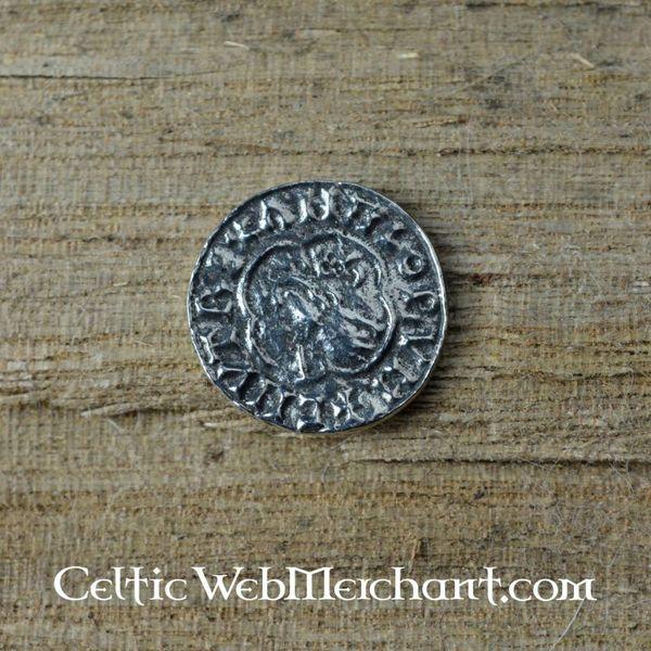 Viking mønt Knut konge af Danelagen