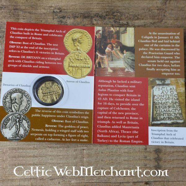 package aureus romain Claudius
