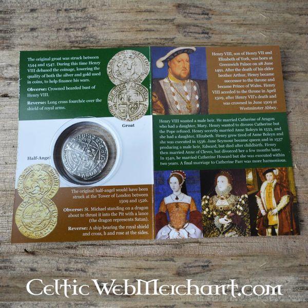 paquete de Enrique VIII Groat