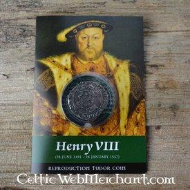 Henry VIII pacote Groat