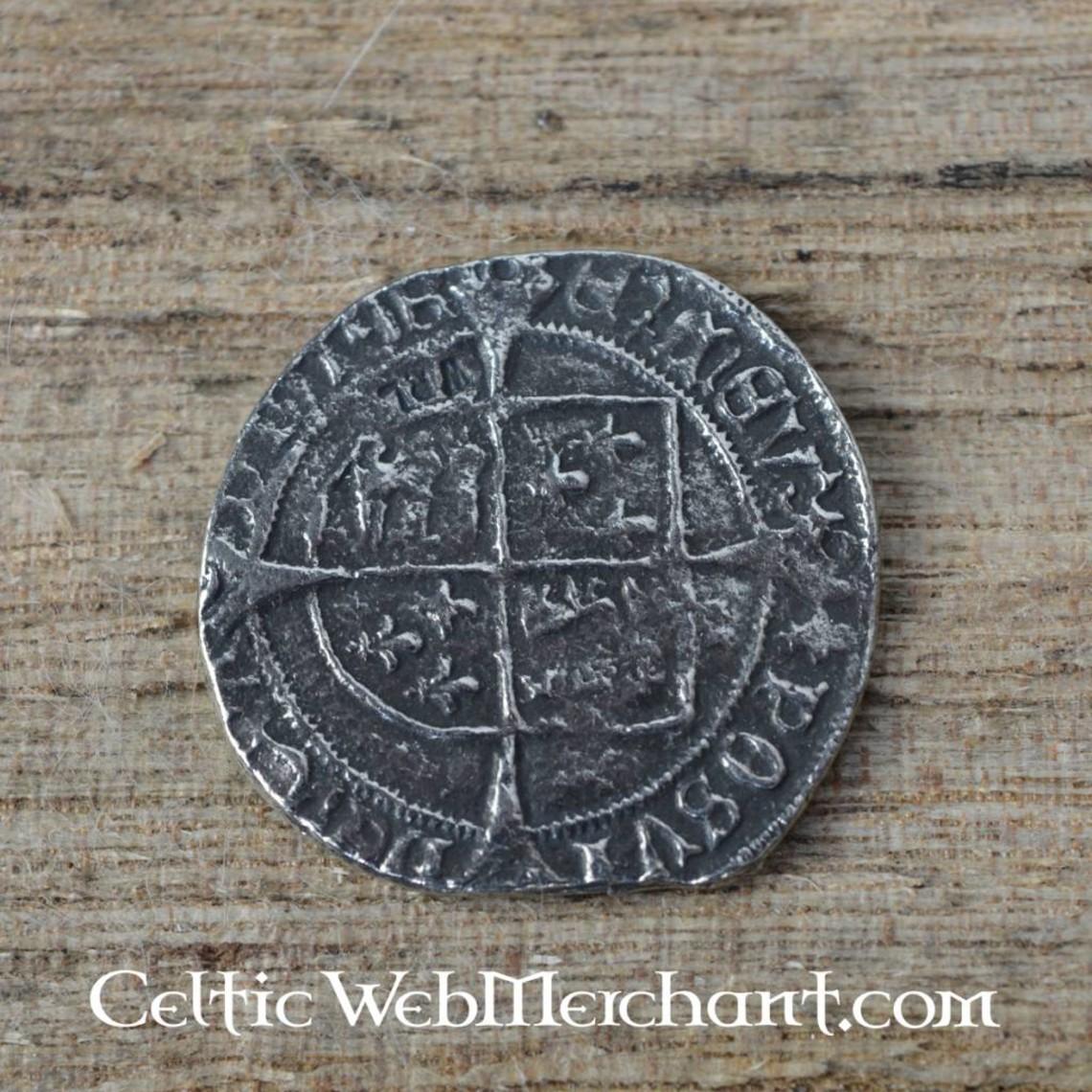 package Henry VIII Groat