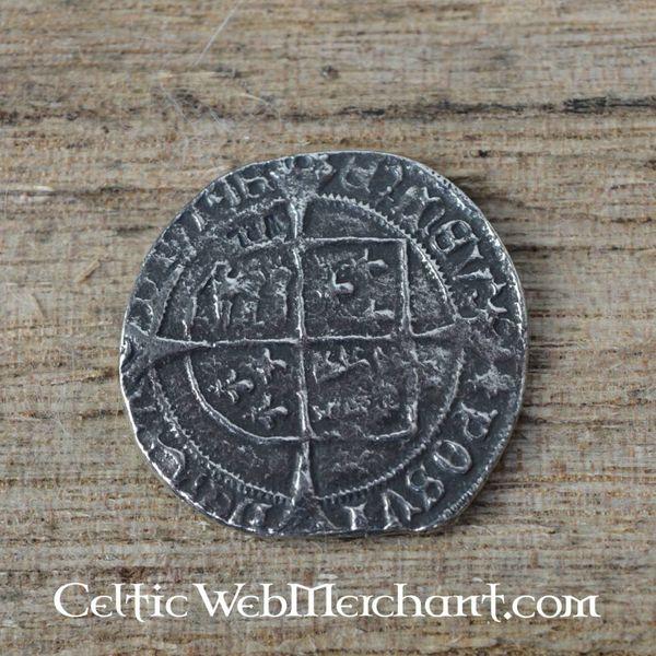 Henrik VIII pack Groat