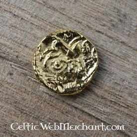 Trinovantes moedas celtas