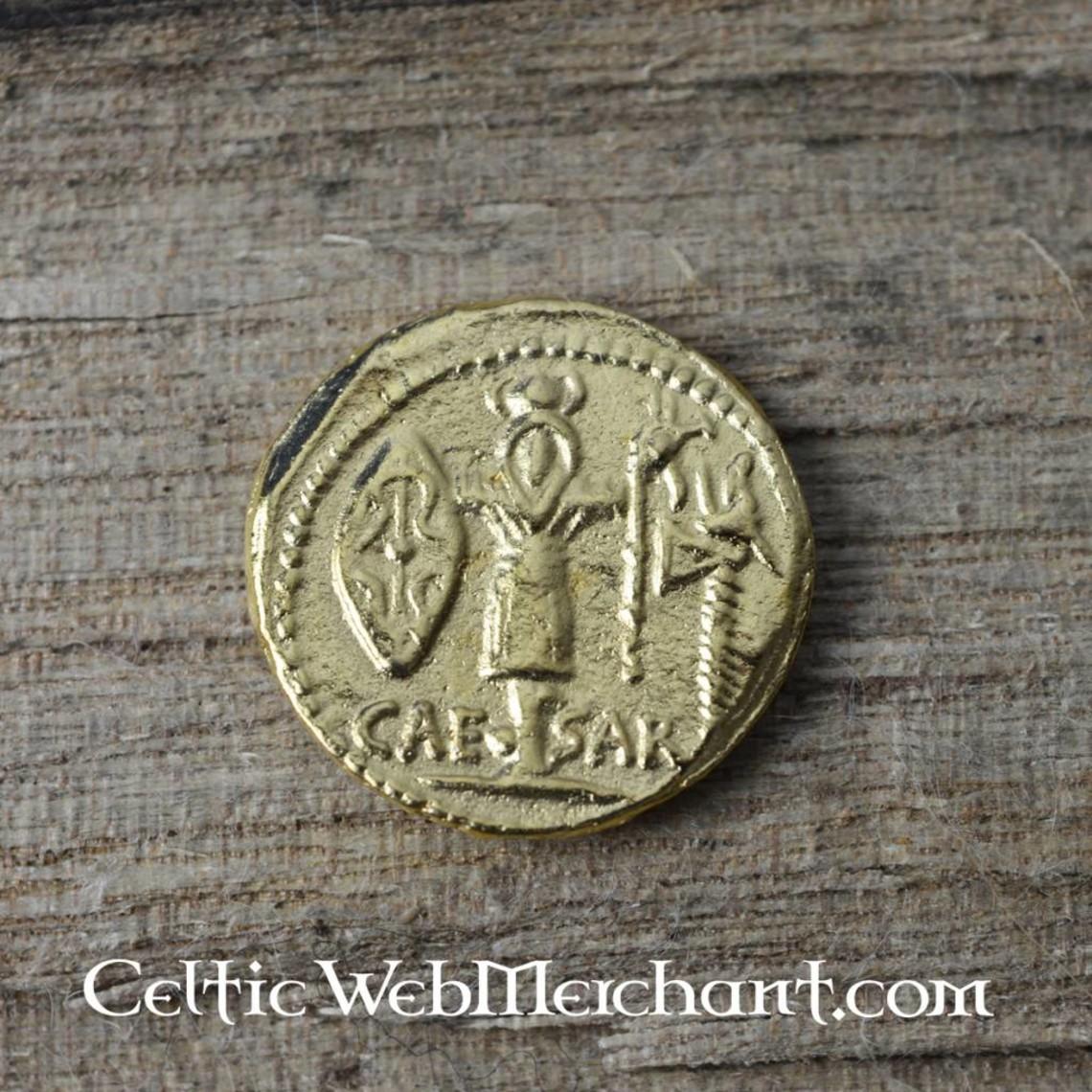 Roman aureus paczka Cezar