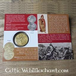 Richard III coin pack Angel