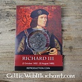 paquete de la moneda Richard III