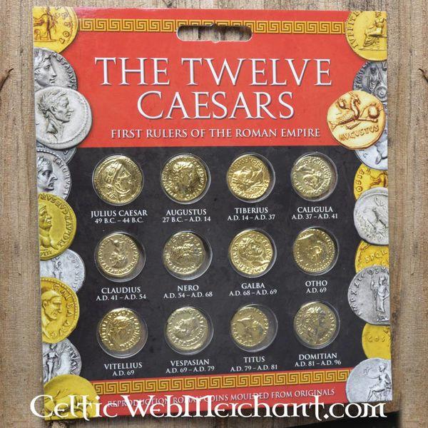 Romersk mønt sæt Aureus
