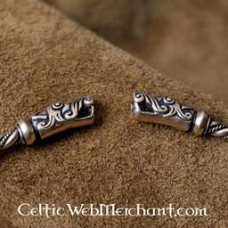Viking vridmoment med drakehuvud