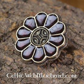 Alamanic rosete fibula