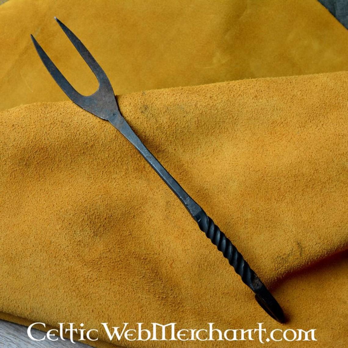 Forcella di ferro medievale