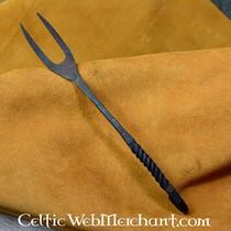 Middelalder jern gaffel