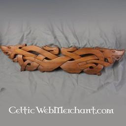 Oseberg houtsnijwerk
