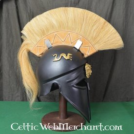 Deepeeka Corinthian helmet elite troops