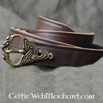 Belt with Thor's hammer