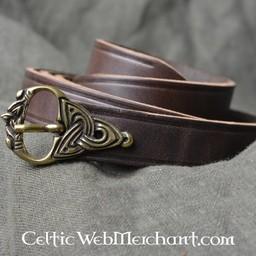 Cinturón vikingo del siglo IX