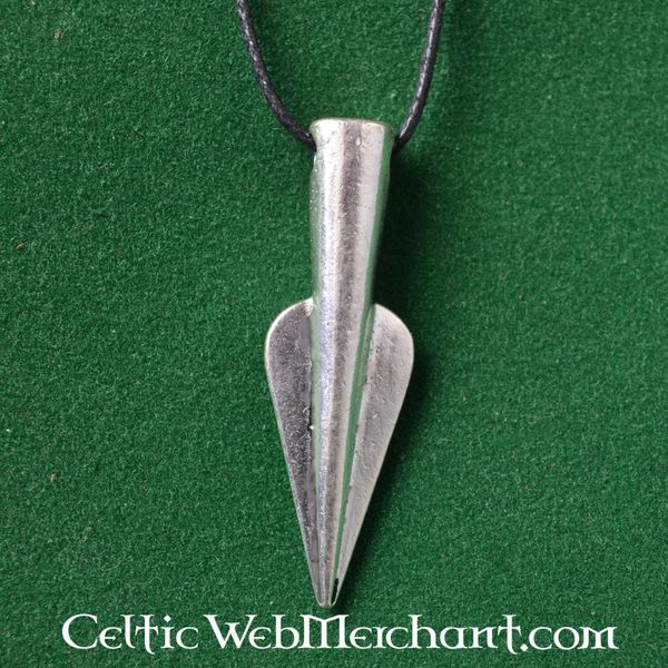 Bronze Age spearhead pendant