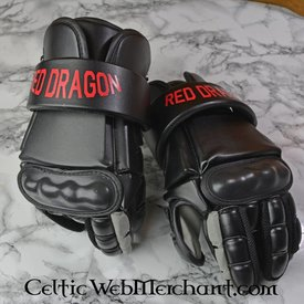 Red dragon Modern fencing gloves M