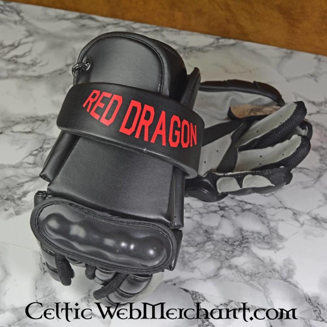 Red dragon Gants de Combat Epée M