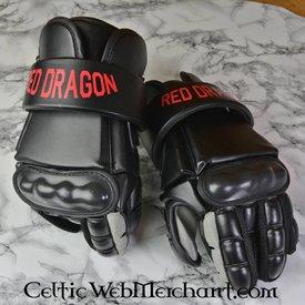 Red dragon Moderne hegn handsker L